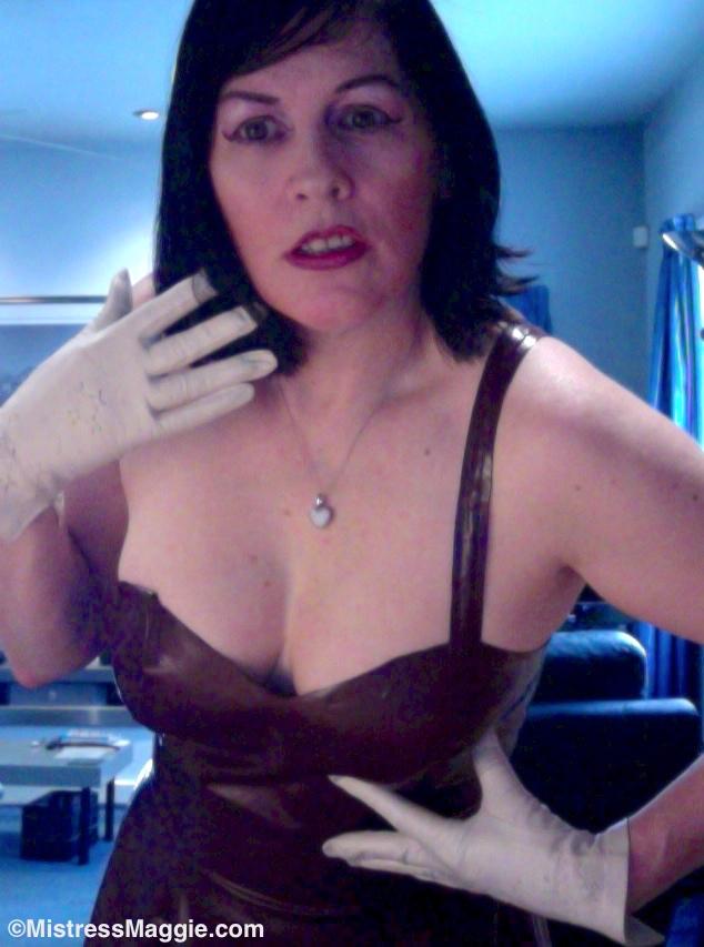 mistress maggie femdom