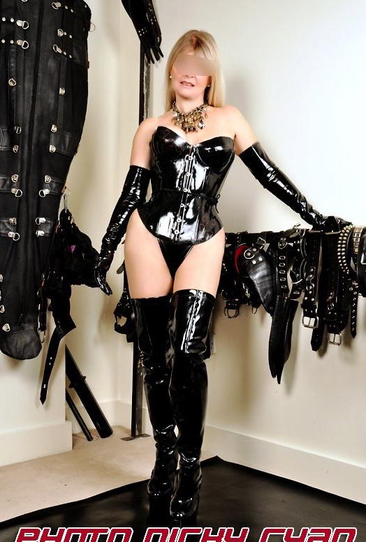 Mature Latex Mistress