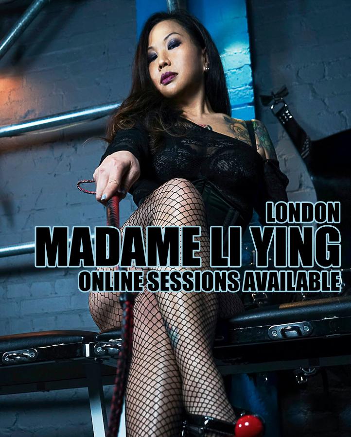 London Mistress Madame Li Ying