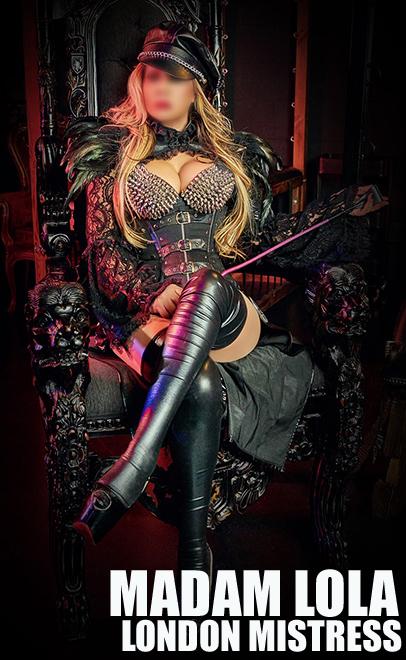 London Mistress Madam Lola